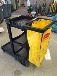 Rubbermaid Standard Maid Carts