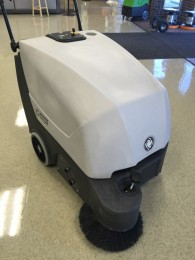 Advance Terra 128B Walk-behind Sweeper/Vacuum